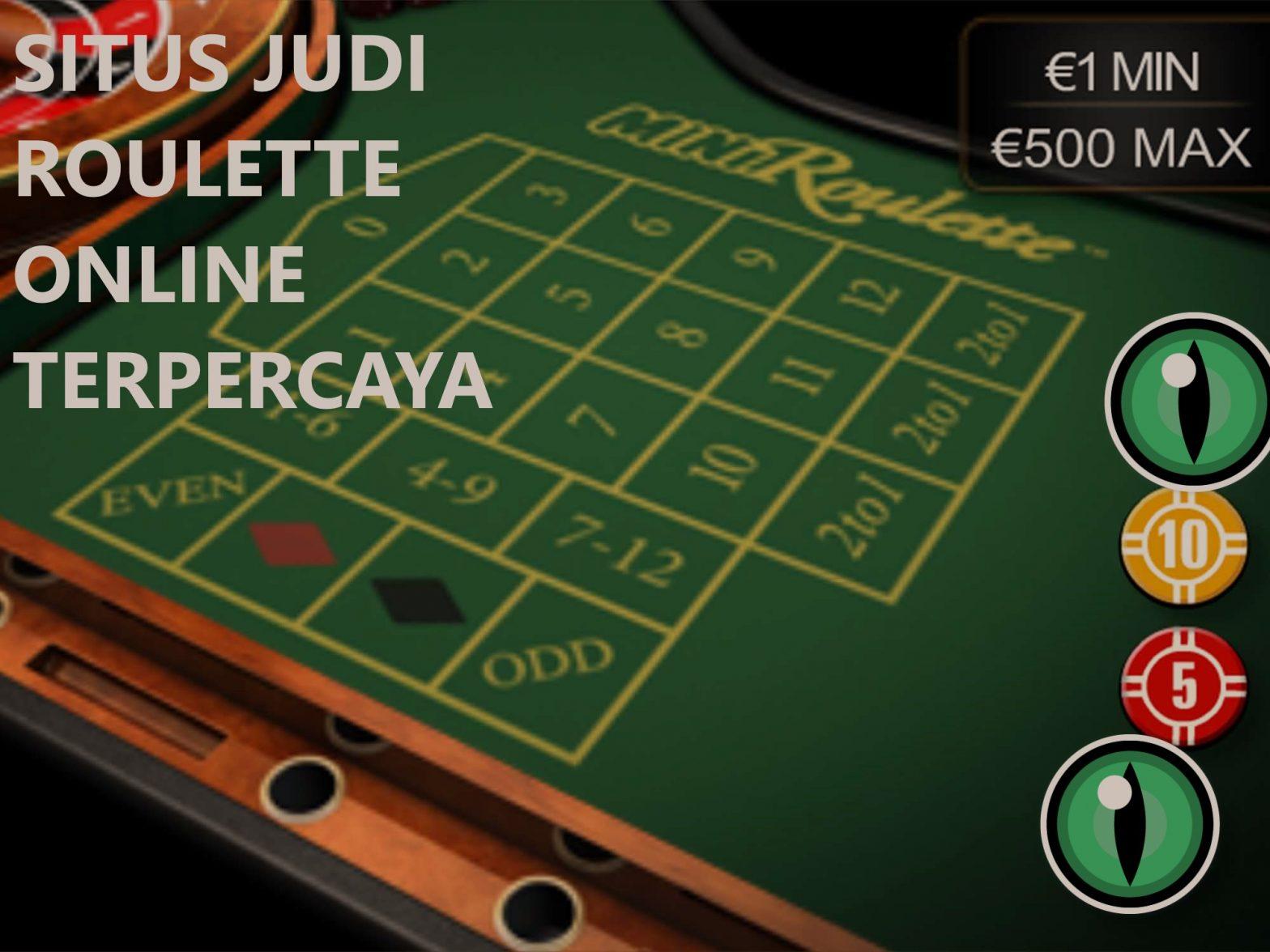 Bonus Dari Situs Roulette Terbaru